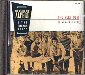 Herb Alpert & The Tijuana Brass, The Lonely Bull, Easy Piano