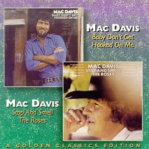 Mac Davis, One Hell Of A Woman, Piano, Vocal & Guitar (Right-Hand Melody)