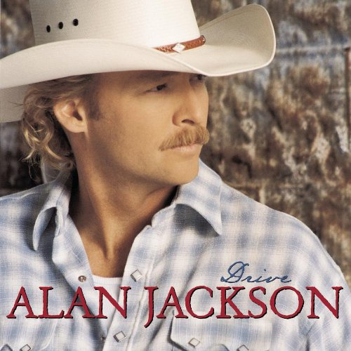 Alan Jackson, Drive (For Daddy Gene), Piano, Vocal & Guitar (Right-Hand Melody)