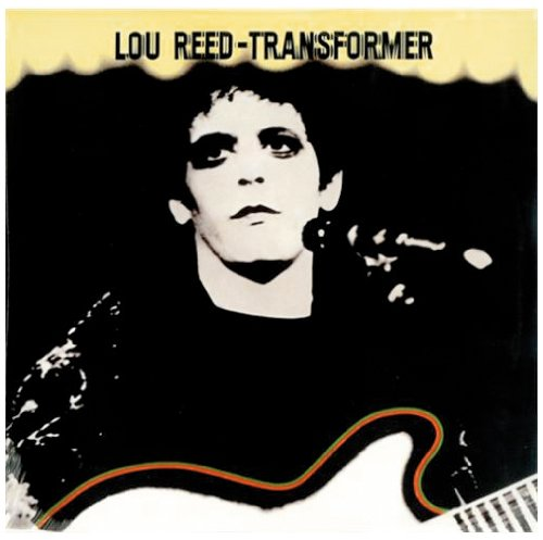 Lou Reed, Walk On The Wild Side, Piano, Vocal & Guitar (Right-Hand Melody)