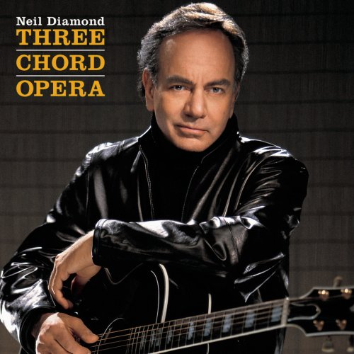 Neil Diamond, Don't Look Down, Piano, Vocal & Guitar (Right-Hand Melody)