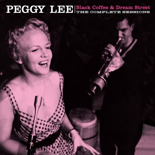 Peggy Lee, Black Coffee, Piano & Vocal