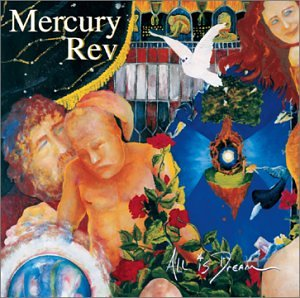 Mercury Rev, A Drop In Time, Piano, Vocal & Guitar