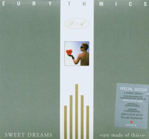 Eurythmics, Sweet Dreams (Are Made Of This), Piano (Big Notes)