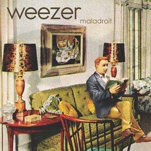 Weezer, Burndt Jamb, Guitar Tab