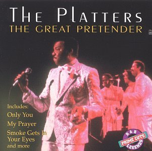 The Platters, The Great Pretender, Easy Piano