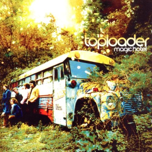 Toploader, Time Of My Life, Piano, Vocal & Guitar