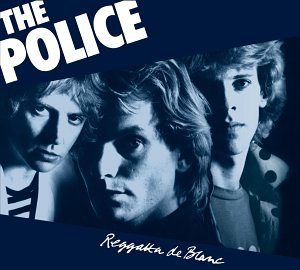 The Police, Message In A Bottle, Piano, Vocal & Guitar