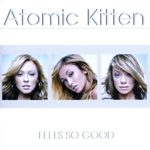 Atomic Kitten, So Hot, Piano, Vocal & Guitar