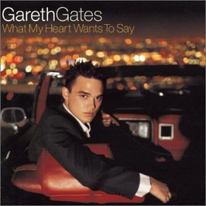 Gareth Gates, (I've Got No) Self Control, Piano, Vocal & Guitar