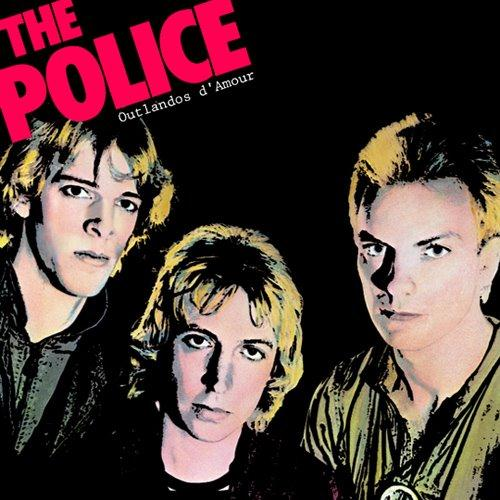 The Police, So Lonely, Piano, Vocal & Guitar