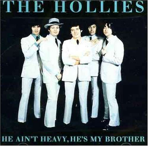 The Hollies, He Ain't Heavy, He's My Brother, Piano, Vocal & Guitar (Right-Hand Melody)