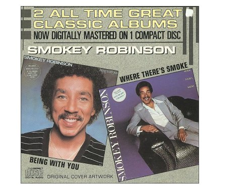 Smokey Robinson, Being With You, Piano, Vocal & Guitar (Right-Hand Melody)