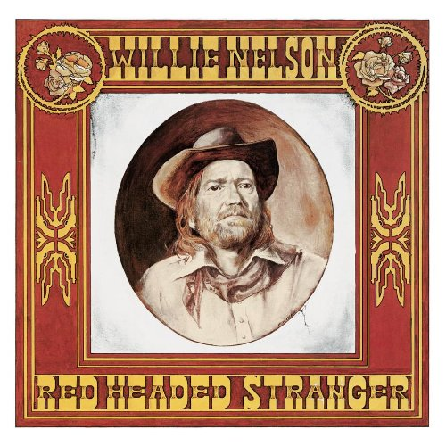Willie Nelson, Blue Eyes Crying In The Rain, Guitar with strumming patterns