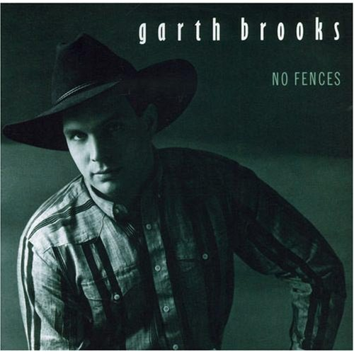 Garth Brooks, Friends In Low Places, Easy Guitar