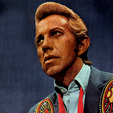 Porter Wagoner, Green Green Grass Of Home, Easy Guitar
