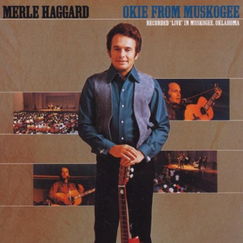 Merle Haggard, Okie From Muskogee, Guitar with strumming patterns