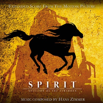 Hans Zimmer, Rain (from Spirit: Stallion Of The Cimarron), Piano, Vocal & Guitar (Right-Hand Melody)