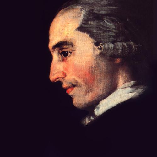 Luigi Boccherini, Minuet (from String Quintet in E Major, Op.11 No.5), Piano