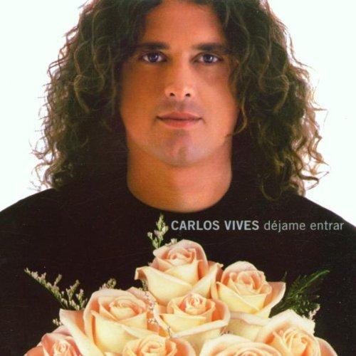 Carlos Vives, Déjame Entrar, Piano, Vocal & Guitar (Right-Hand Melody)