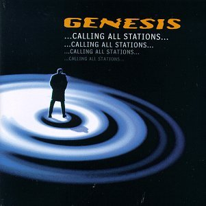 Genesis, Calling All Stations, Piano, Vocal & Guitar