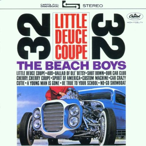 The Beach Boys, Cherry Cherry Coupe, Piano, Vocal & Guitar (Right-Hand Melody)