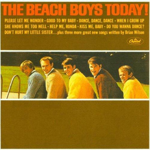 The Beach Boys, Salt Lake City, Piano, Vocal & Guitar (Right-Hand Melody)
