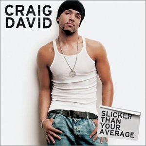 Craig David, Hidden Agenda, Piano, Vocal & Guitar