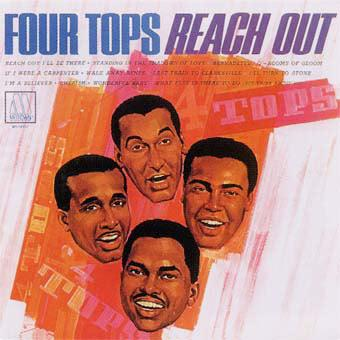 The Four Tops, Reach Out, I'll Be There, Piano, Vocal & Guitar (Right-Hand Melody)
