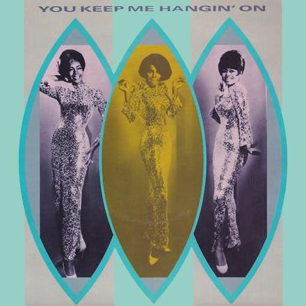 The Supremes, You Keep Me Hangin' On, Piano, Vocal & Guitar (Right-Hand Melody)