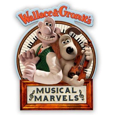 Julian Nott, Wallace and Gromit Theme, Piano
