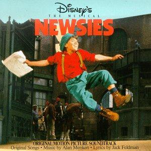 Alan Menken, Santa Fe (from Newsies), Piano, Vocal & Guitar (Right-Hand Melody)