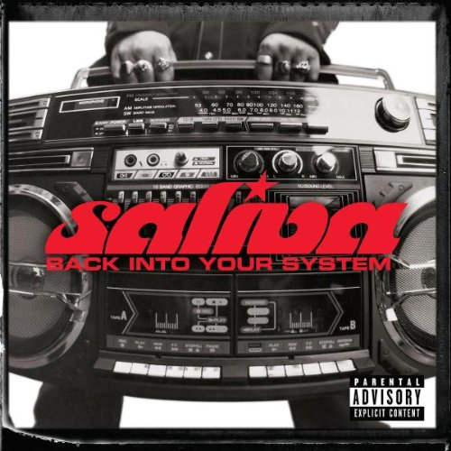 Saliva, Back Into Your System, Guitar Tab