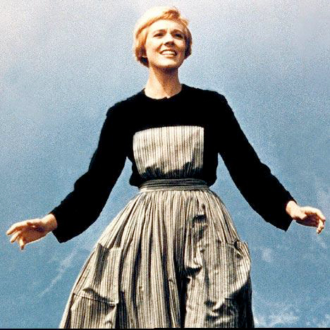 Julie Andrews, Feed The Birds, Piano, Vocal & Guitar (Right-Hand Melody)