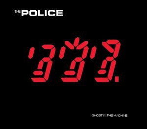 The Police, Invisible Sun, Piano, Vocal & Guitar (Right-Hand Melody)