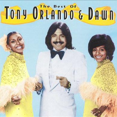 Tony Orlano & Dawn, Knock Three Times, Piano, Vocal & Guitar (Right-Hand Melody)