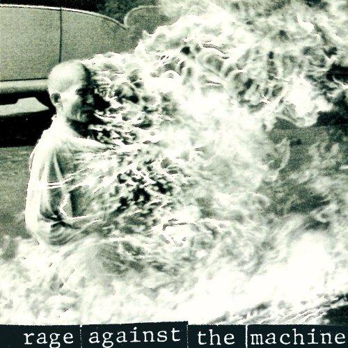 Rage Against The Machine, Bombtrack, Easy Guitar