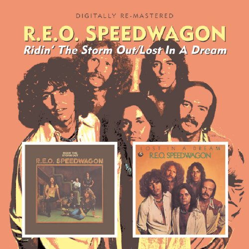 REO Speedwagon, Ridin' The Storm Out, Guitar Tab