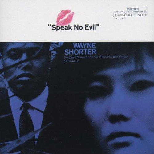 Wayne Shorter, Speak No Evil, Piano, Vocal & Guitar (Right-Hand Melody)