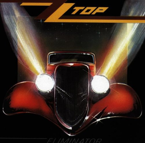 ZZ Top, Legs, Piano, Vocal & Guitar (Right-Hand Melody)