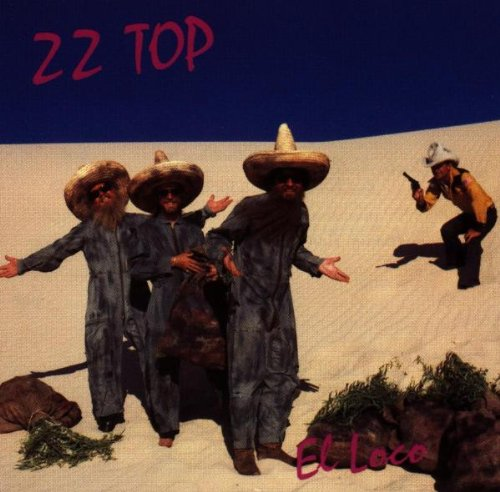 ZZ Top, Tube Snake Boogie, Piano, Vocal & Guitar (Right-Hand Melody)