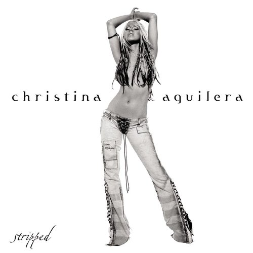 Christina Aguilera, Infatuation, Piano, Vocal & Guitar (Right-Hand Melody)