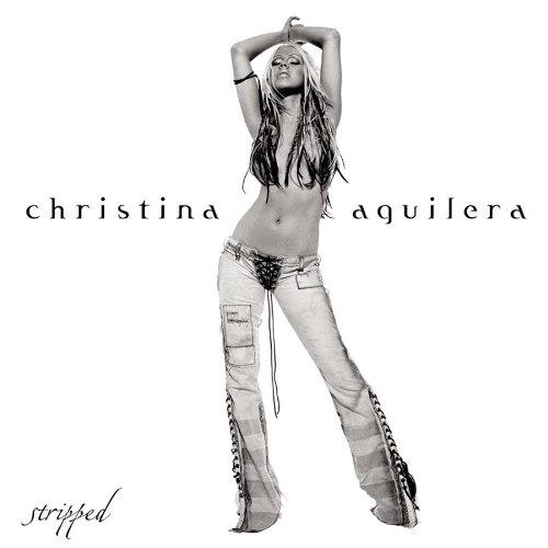 Christina Aguilera, Cruz, Piano, Vocal & Guitar (Right-Hand Melody)