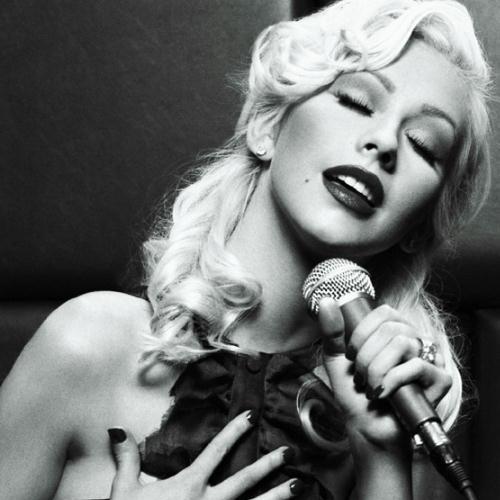 Christina Aguilera, Dirrty, Piano, Vocal & Guitar (Right-Hand Melody)