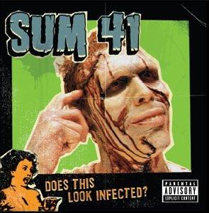 Sum 41, Billy Spleen, Guitar Tab