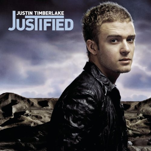 Justin Timberlake, Cry Me A River, Piano, Vocal & Guitar