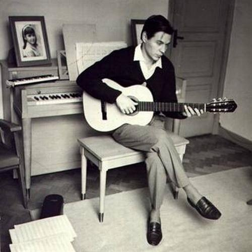 Antonio Carlos Jobim, How Insensitive (Insensatez), Accordion