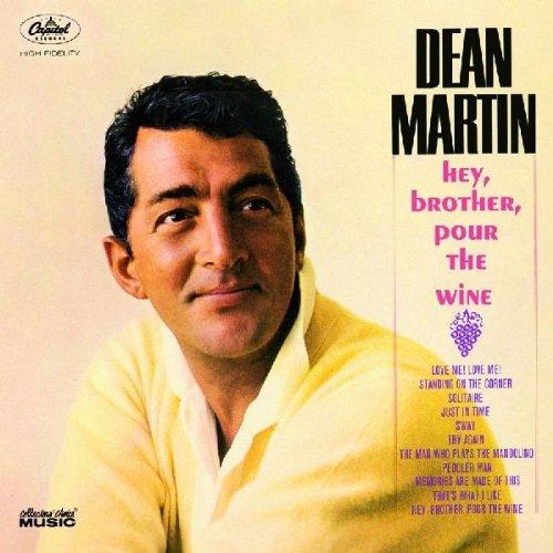 Dean Martin, Sway (Quien Sera), Accordion