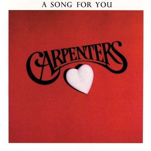 Carpenters, Top Of The World, Piano & Vocal