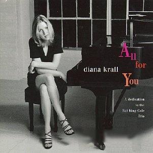 Diana Krall, A Blossom Fell, Piano, Vocal & Guitar